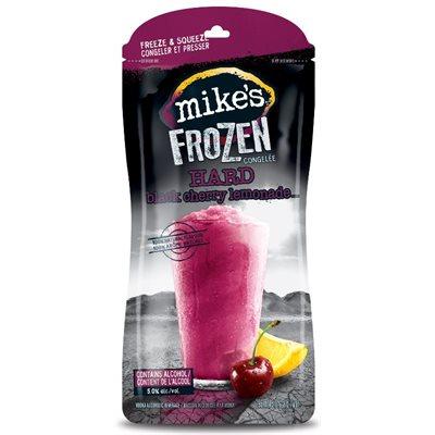 Mikes Hard Frozen Black Cherry Pouch 296ml