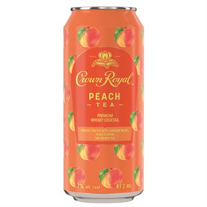Crown Royal Peach Tea 473ml