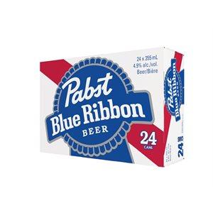 Pabst Blue Ribbon 24 C