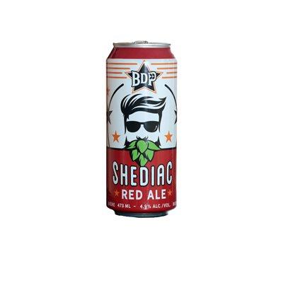 Broue Du Paien Shediac Red Ale 473ml