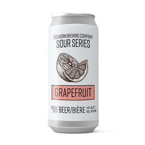 Foghorn Sour Series Grapefruit 473ml
