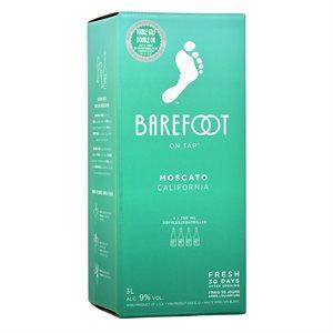 Barefoot Moscato 3000ml