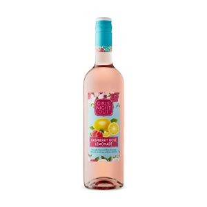 Girls Night Out Raspberry Rose Lemonade 750ml
