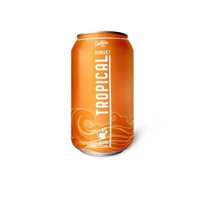 Coastliner Craft Cider Tropical Sunset 355ml