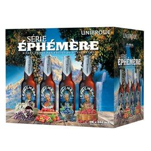 Unibroue Ephemere Mixed Pack 12 B