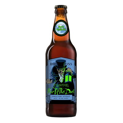 Robinsons Brewery Iron Maiden Trooper Fear Of The Dark Stout 500ml
