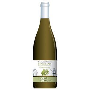 Signe Vignerons Les Hommes Beaujolais Blanc 750ml