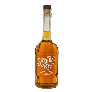 Sazerac Straight Rye Whisky 750ml