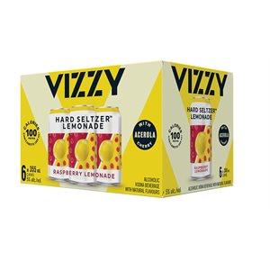 Vizzy Raspberry Lemonade 6 C