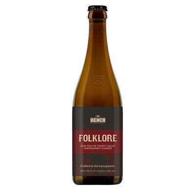 Twenty Bench Brewing Folklore Cherry Dark Sour Ale 500ml