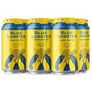 Blue Lobster Lemon Iced Tea 6 C