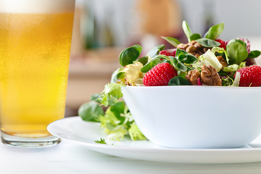 Beer-Salad