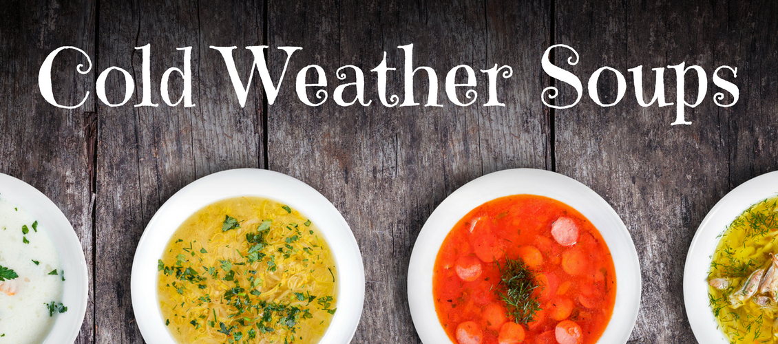 Cold Weather Soups Header ENG