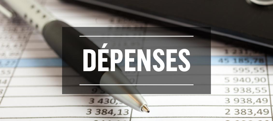 Expenses-FR