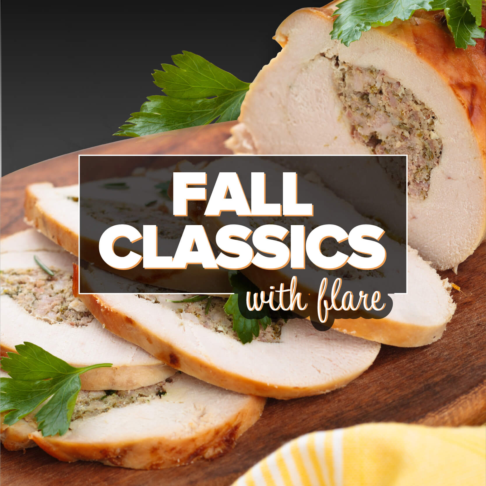 Fall Classics with Flare CONTENT EN