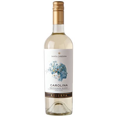 SANTA CAROLINA RESERVA SAUVIGNON 750ML