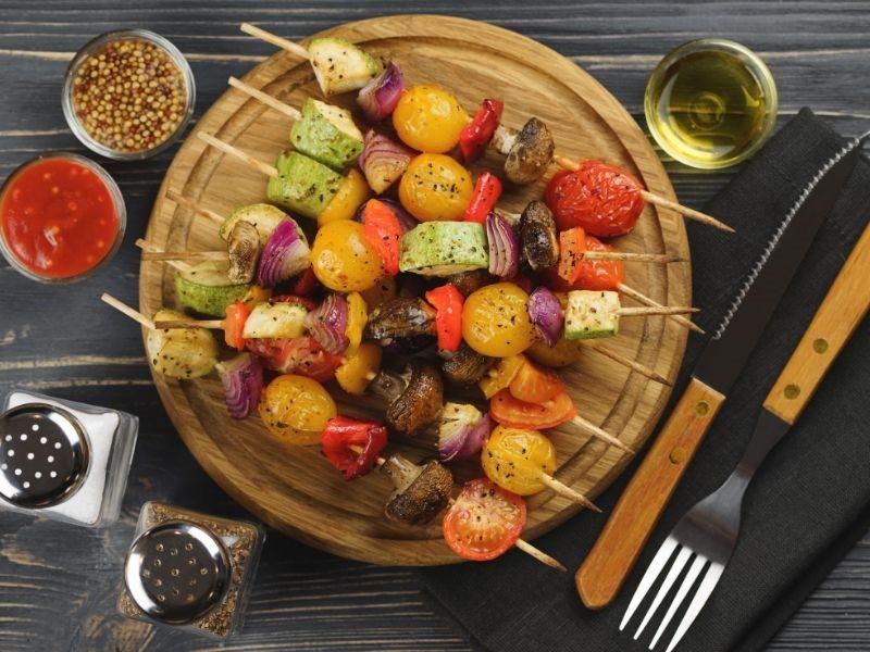 grilled-vegetable-skewers
