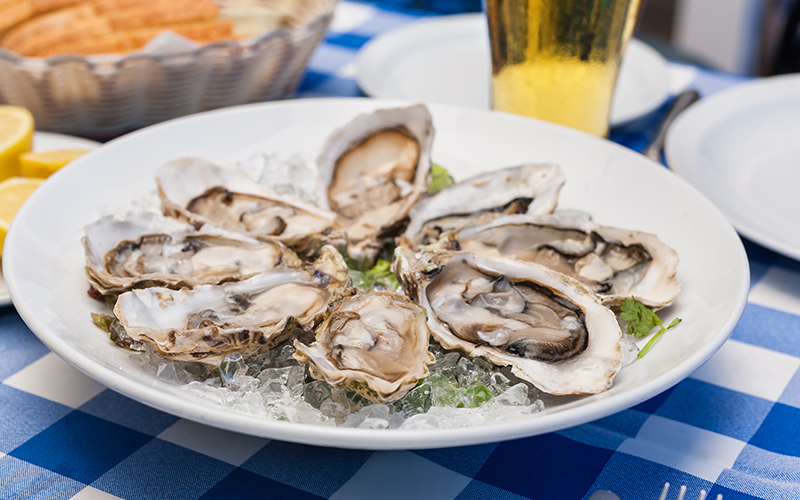 oysters-cider