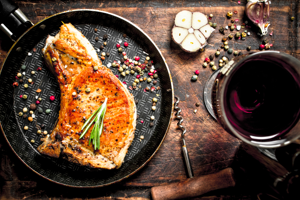 pork-chop-red-wine