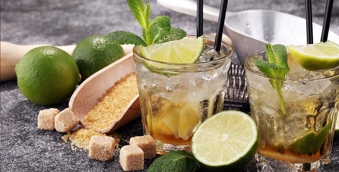 vodka-Caipiroska